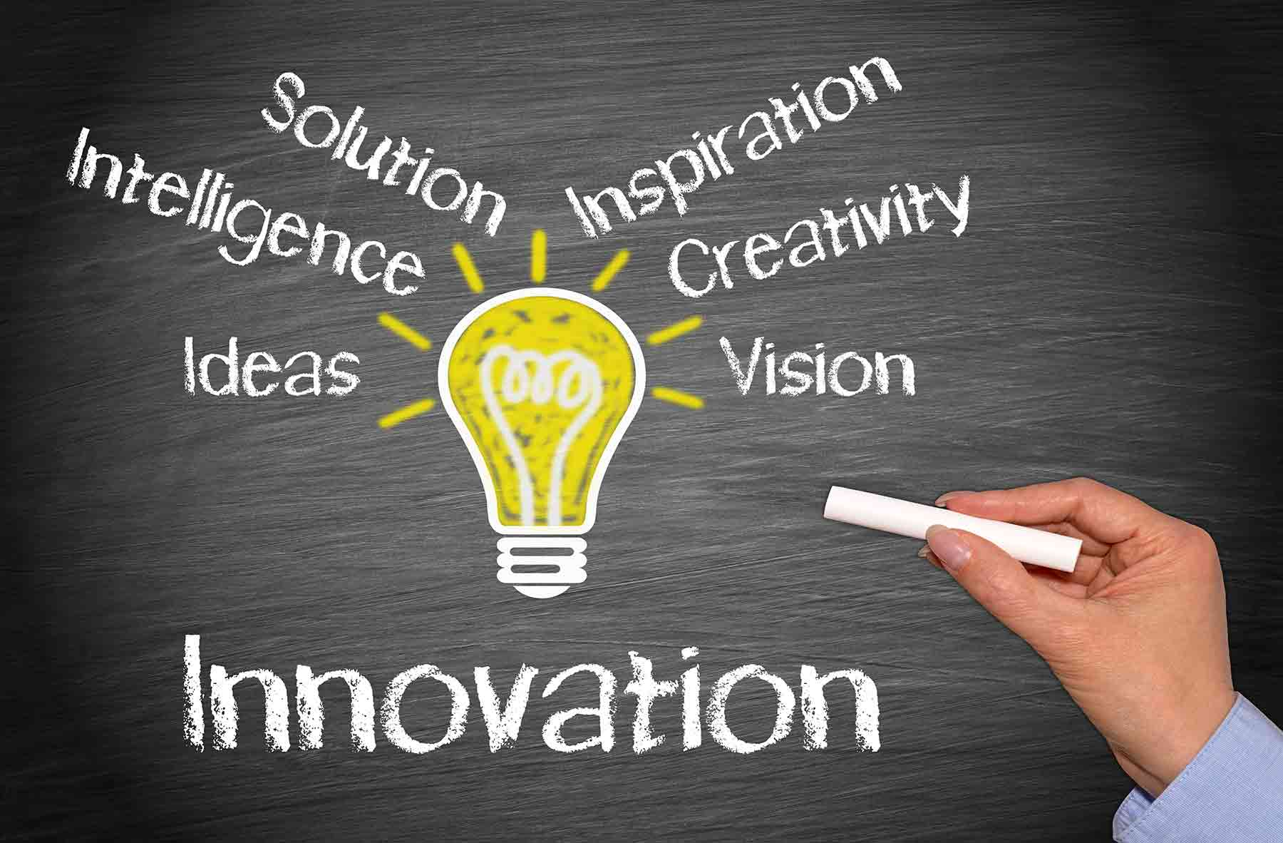creativity as the heart and soul of innovation for the new entrants