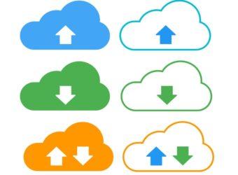 Download Upload Cloud Internet Data Network