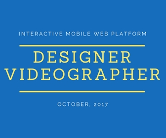 designer-videographer